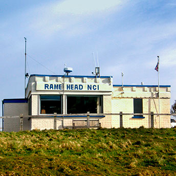 Rame Head Communications and Met Station